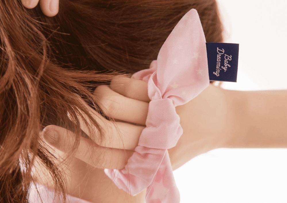 カカオフレンズ ベビードリーミングラブリーパジャマピンク